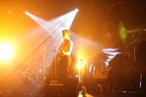 Concert à FGO-Barbara Sortie de l'ep Le Quatre. 3 mai 2017